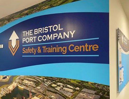 St Andrews House Safety & Training Centre, Bristol Port