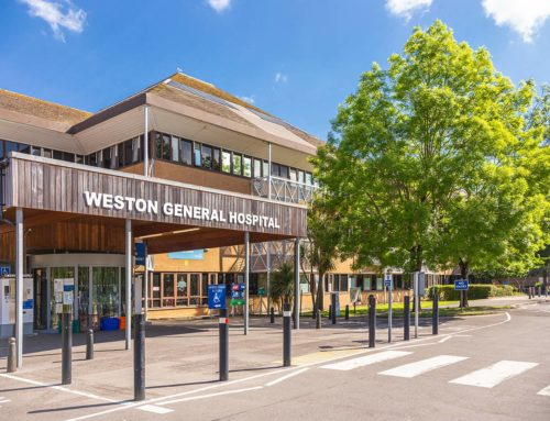 Weston General Hospital – Outpatients Waiting Area & MDCU.